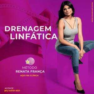Drenagem Método Renata França